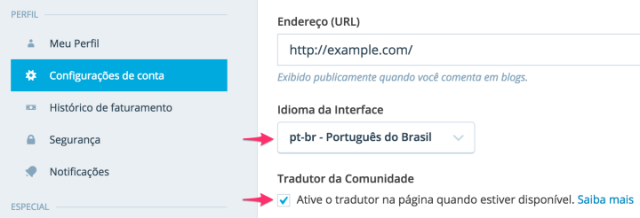 enable-the-community-translator