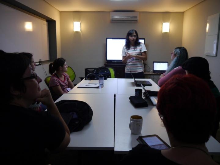 LuluzinhaCamp 2013 - Oficina de WordPress com Cátia Kitahara