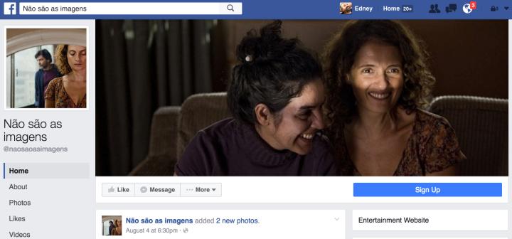 Facebook Nao Sao As Imagens