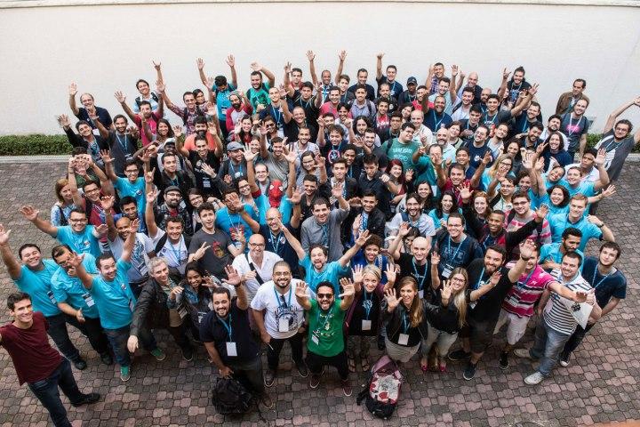 Wordpress - Wordcamp Rio de Janeiro ocorrido em 2016