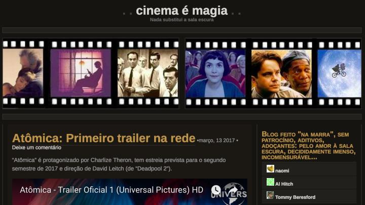 Print Cinema é Magia