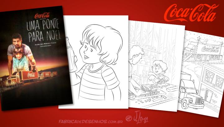 livro-para-colorir-coca-cola-natal-2015-edico-limitada-ponte-noel-jlima