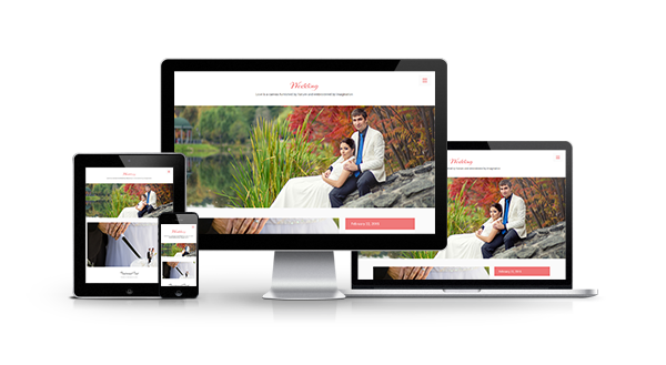features-wedding-responsive-theme